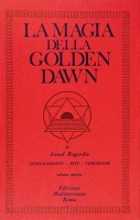 La Magia della Golden Dawn Vol. 4